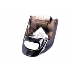 Пластик   Yamaha JOG POSHE NEW   передний (клюв)   (черный)   KOMATCU