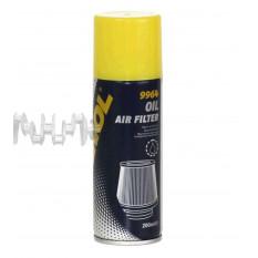 Пропитка (масляная)   200ml   для фильтров нулевого сопротивления   MANNOL