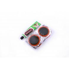Ремкомплект камеры   Ø40   (24 латки, клей)   YAT