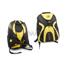 Рюкзак   PRO-BIKER   (черно-желтый)