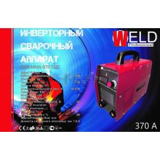 Сварочный аппарат инверторный   Weld   (370 А, в кейсе с электронным табло)   SVET