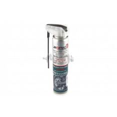 Смазка для мото цепей 200мл   (высокоскоростная) (ШОССЕ)   MOTTEC   (#ХАДО)