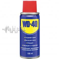 Смазка проникающая универсальная 100мл   WD-40   (#GPL)