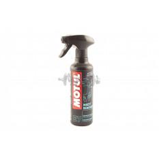 Средство для ухода мототехники 400мл   (E7 Insect Remover)   MOTUL   (#103002)