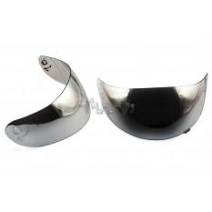 Стекло (визор) шлема-интеграла   (зеркальное)   FGN