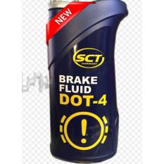 Тормозная жидкость   DOT 4   (1л)   SCT