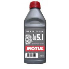 Тормозная жидкость   DOT 5.1   (1000мл)   MOTUL   (#105836)