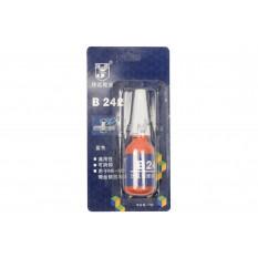 Фиксатор резьбовой   10мл, 9-25мм   (полимерный, красный)   YST BOND