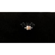 Фильтр топливный   цилиндрический с бумажным элементом   (№001)   (+ магнит)   ZUNA
