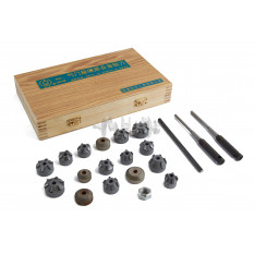 Шарошки седел клапанов (19 предметов)   KOMATCU