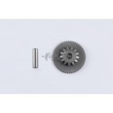 Шестерня електростартера проміжна 4T CH250 KOMATCU арт.S-2573