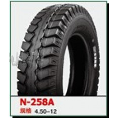 Шина   4,50 -12   TL (N-258  NAIDUN, бескамерная)   LTK