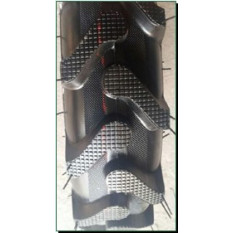 Шина   5,00 -12   TT (М/Блок,шершавая, усилен,камерная,30%)   LTK