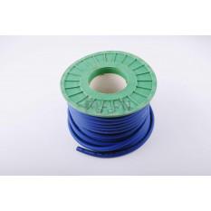 Шланг паливний d4mm, 20 метрів (гумовий, синій, на бухті) MANLE арт.S-4618