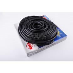 Шланг паливний d4mm, 20 метрів (гумовий, чорний) арт.S-2666
