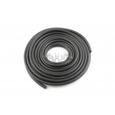 Шланг топливный   Ø4mm, 20 метров   (резиновый, черный)   HTY   (mod:A)