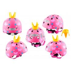 Шлем детский открытый   (розовый)   (PRINCESS)   GSB