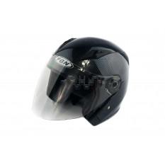 Шлем открытый   (mod:FX-512) (size:L, карбон)   FGN