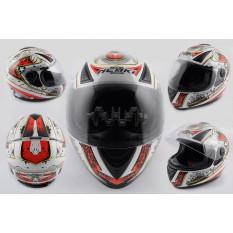 Шлем-интеграл   (size:L, белый)   NENKI