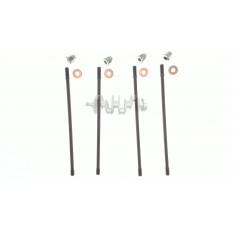 Шпильки цилиндра (4шт)   4T CB125/150   (+гайки)   KOMATCU   (mod.A)