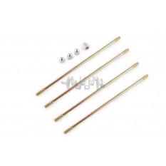 Шпильки цилиндра (4шт)   Delta   (+гайки и направляющие)   KOMATCU