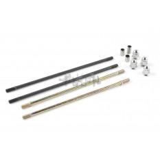 Шпильки цилиндра (4шт)   Delta   (+гайки и направляющие)   ZZQ
