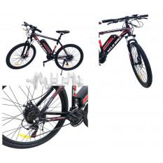 Электровелосипед (в сборе)    MTB 26   (Черно-красный)    KL