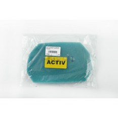 Элемент воздушного фильтра   Active   (поролон с пропиткой)   (зеленый)   AS