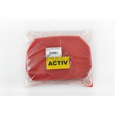 Элемент воздушного фильтра   Active   (поролон с пропиткой)   (красный)   AS