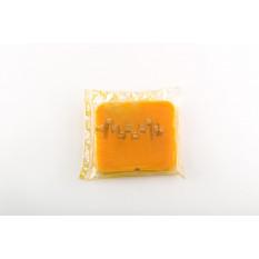 Элемент воздушного фильтра   Delta   (поролон с пропиткой)   (желтый)   CJl