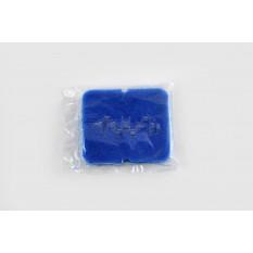 Элемент воздушного фильтра   Delta   (поролон с пропиткой)   (синий)   AS