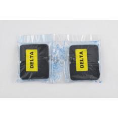 Элемент воздушного фильтра   Delta   (поролон с пропиткой)   (черный)   AS