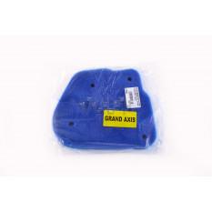 Элемент воздушного фильтра   Yamaha GRAND AXIS   (поролон с пропиткой)   (синий)   AS