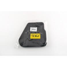Элемент воздушного фильтра   Yamaha JOG 3KJ   (поролон сухой)   (черный)   AS
