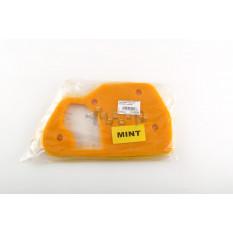 Элемент воздушного фильтра   Yamaha MINT   (поролон с пропиткой)   (желтый)   AS