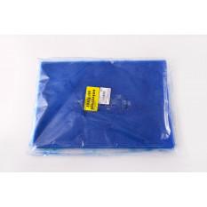 Элемент воздушного фильтра   заготовка 200х300mm   (поролон с пропиткой)   (синий)   AS