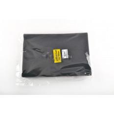 Элемент воздушного фильтра   заготовка 200х300mm   (поролон сухой)   (черный)   AS