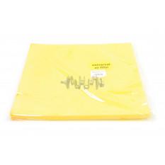 Элемент воздушного фильтра   заготовка 250х300mm   (поролон с пропиткой)   (желтый)   AS