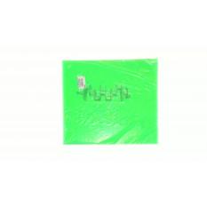 Элемент воздушного фильтра   заготовка 250х300mm   (поролон с пропиткой)   (зеленый)   CJl