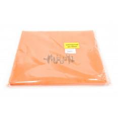 Элемент воздушного фильтра   заготовка 250х300mm   (поролон с пропиткой)   (красный)   AS
