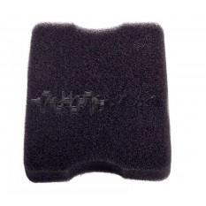 Элемент воздушного фильтра мотокосы   квадратный   (поролон сухой)   (черный)   CJl