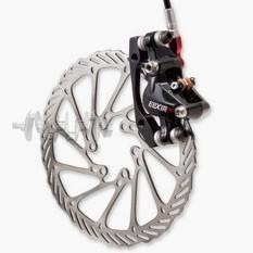 Колодки тормозные велосипедные (дисковые)   (mod:SBP-1008)   YKX   (mod.A)