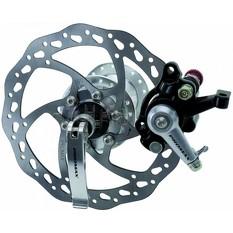 Колодки тормозные велосипедные (дисковые)   (mod:SBP-1014)   YKX   (mod.A)