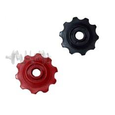Опорное колесо заднего переключателя передач велосипеда (10т)   YKX   (mod.A)