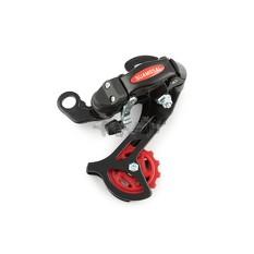 Переключатель скоростей велосипеда задний (крепеж на наконечник)   YKX   (mod.A)