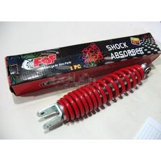 Амортизатор   JOG   250mm   (красный)   MVG