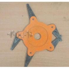 Нож мотокосы   5T   (сегментный)   (блистер)   DOV