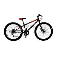 Велосипед (в сборе)    Cross 26 Legion Рама-13 Black-Red   (26CJS18-4-1)   T-BIKE