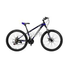 Велосипед (в сборе)    Cross 27.5 Leader Рама-17  Black-Blue-White   (27CJPr19-54)   T-BIKE