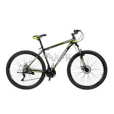 Велосипед (в сборе)    Cross 29 Leader Рама-19 Black-neon Yellow-White   (29CJPr19-65)   T-BIKE